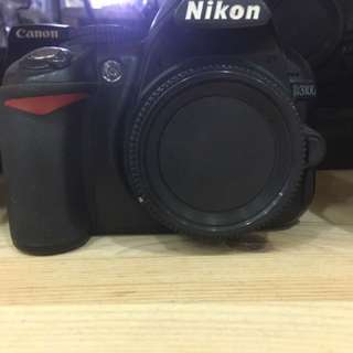 Used Nikon 3100 camera body only