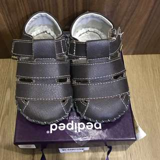 Preloved Pediped Baby Boy shoes