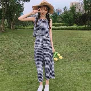 🚚 夏季韓版休閒套裝