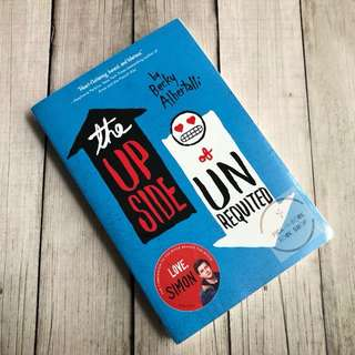Novel The Upside of Unrequited - Becky Albertalli