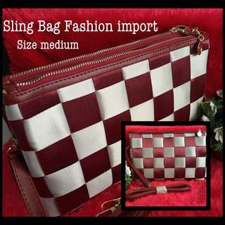 Sale Bag import