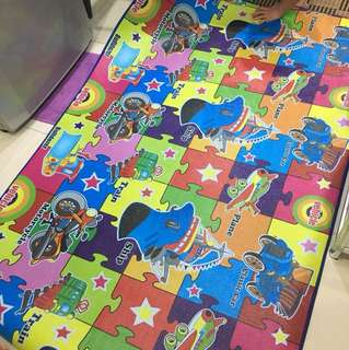 Play mat kids