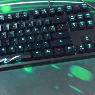 Ducky Shiny 3 Cherry MX Green