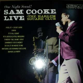 Vinyl Record / LP: Sam Cooke–One Night Stand! At The Harlem Square Club - 2008 U.S. Pressing