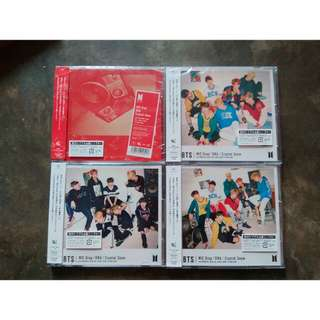 BTS JAPANESE ALBUM