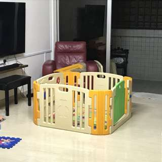 Haenim Play Yard 4pcs