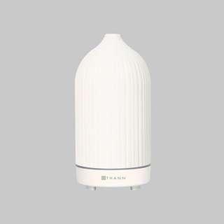 Thann Peony Electric Aroma Diffuser 電子香薰噴霧器 白色直紋