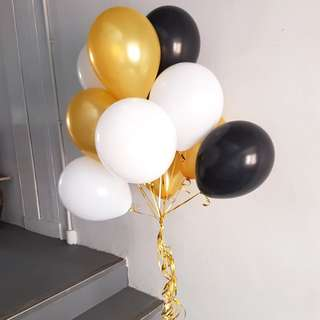 Helium balloon suitable for valentine ❤