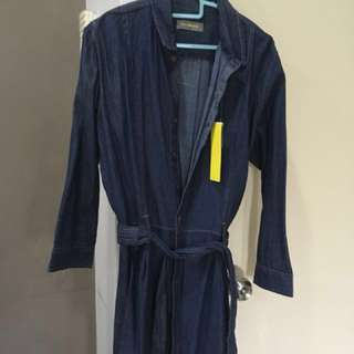 Blouse/Jump suit  (New with tag)