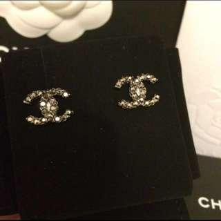 Chanel 耳環 earring