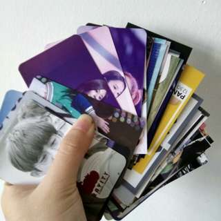 free!! photocards