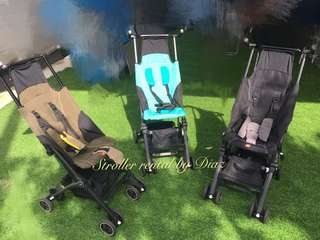 Pockit Stroller for rental