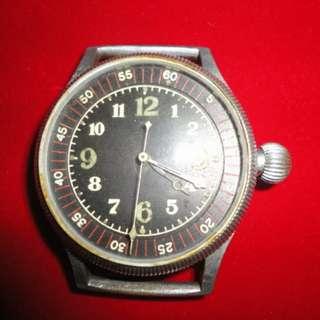 🚚 日本二戰神風飛行員古董錶 保證真品 台灣孤品