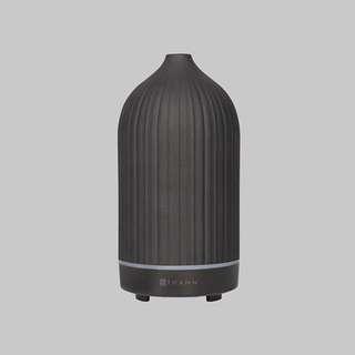 Thann Peony Electric Aroma Diffuser 電子香薰噴霧器 黑色直紋