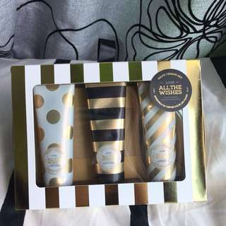 THE FACE SHOP Holiday Special Hand Cream Set