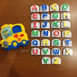 Leapfrog Alphabet Magnets