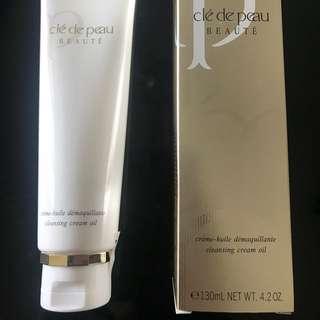 BNIB Authentic Cle de Peau Cleansing Cream Oil