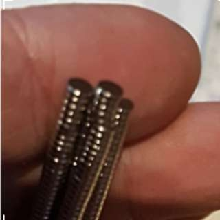 Tiny neodymium magnet