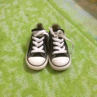 Authentic converse shoes include pos