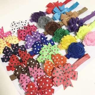(SALE!) Baby Headband Hairbands