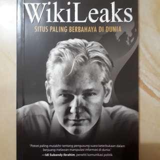 Wikileaks, Situs Paling Berbahaya di Dunia - Haris Priyatna