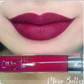 More Better Ultra Matte Instock!