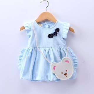Cute Baby/Toddlers dress(Ready stock)