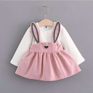 Cute korean style baby dress (Ready Stock)