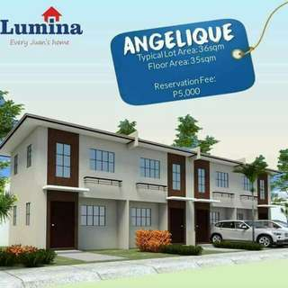 Lumina rent to own townhouse