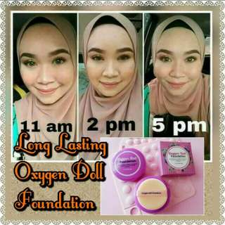 OXYGEN DOLL FOUNDATION by Rzn Beauty