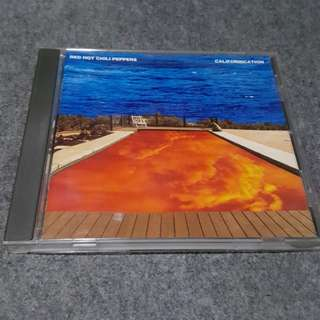 [English] Red Hot Chili Peppers - Californication