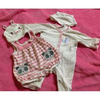 SALE! Take ALL Onesie Disney & Hush Hush for Infant / Baby Girl