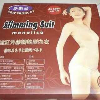 Slimming Suit Monalisa Baju Pelangsing Dengan Teknologi Infra Red