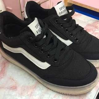 小黑鞋便宜賣