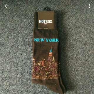 New york (iconic socks)