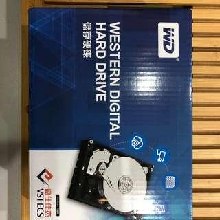 WD Hard disk 4TB