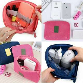 Travel Charger Organizer Pouch