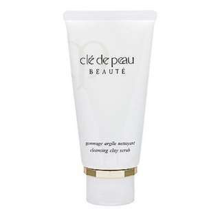 Clé De Peau Beauté Cleansing Clay Scrub (20ml)