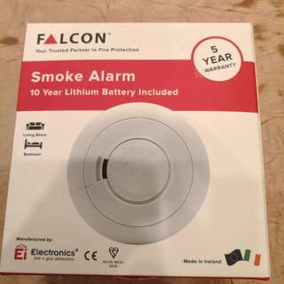 Brand new Falcon branded Smoke Alarm