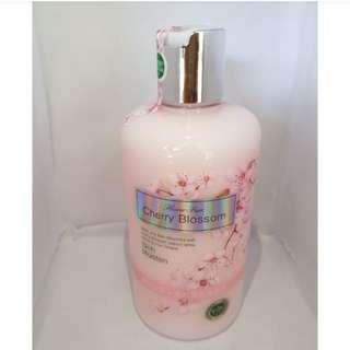 Cherry blossom lotion