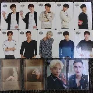 Super Junior SJ 小卡 Photocard