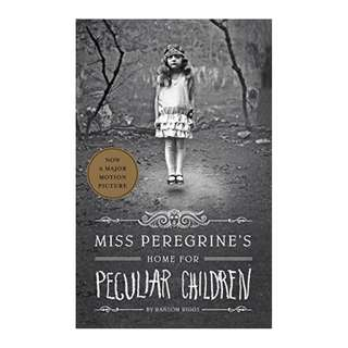 Miss Peregrine's Peculiar Children Boxed Set Kindle Edition by Ransom Riggs  (Author)