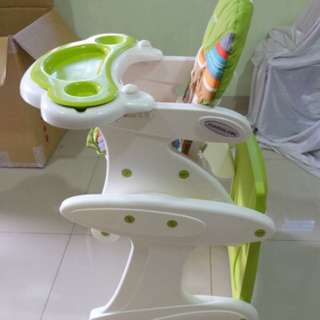 High chair MamaLove