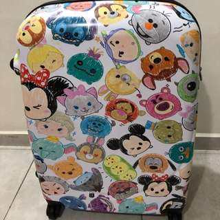 Tsum Tsum Luggage Brand New w Tag 24""