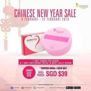Nurraysa CNY Sales
