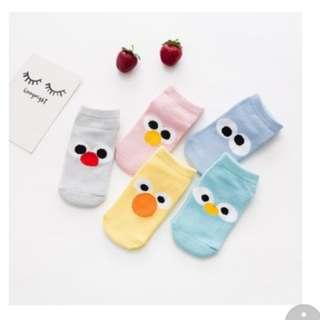 Cute socks - age 2 to 4