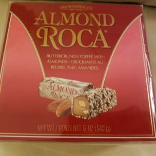 Almond Roca Chocolate
