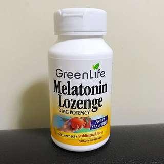 Greenlife Melatonin Lozenge