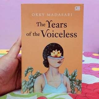 The Years of Voiceless karya Okky Madasari