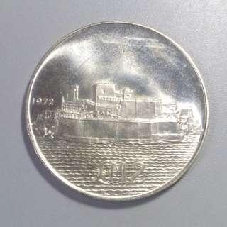 1972年 馬耳他  £m2